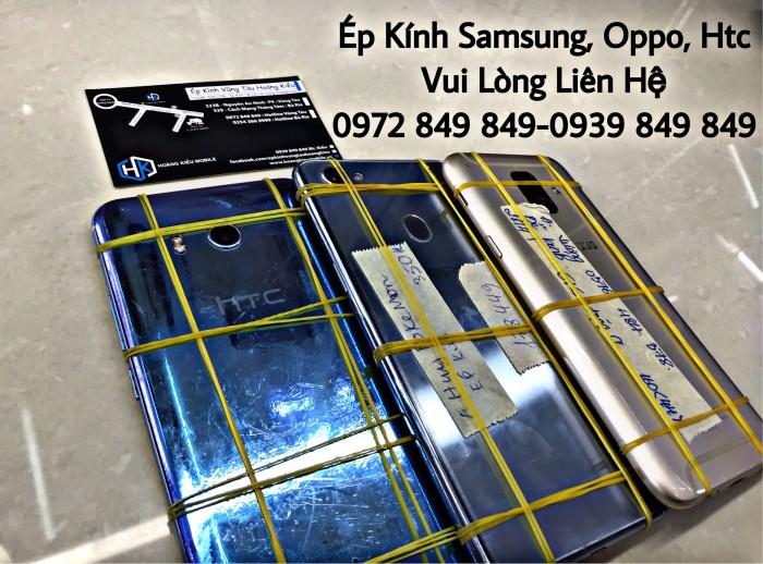 Ép Kính Samsung J7Pro Htc U Play Oppo F7 Uy Tín Số 1 Vũng Tàu