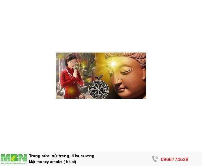 Mặt money amulet ( bỏ sỉ)2
