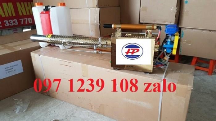 Máy phun thuốc khói TL 180, khói tỏa mạnh, cao, diệt sạch côn trùng2