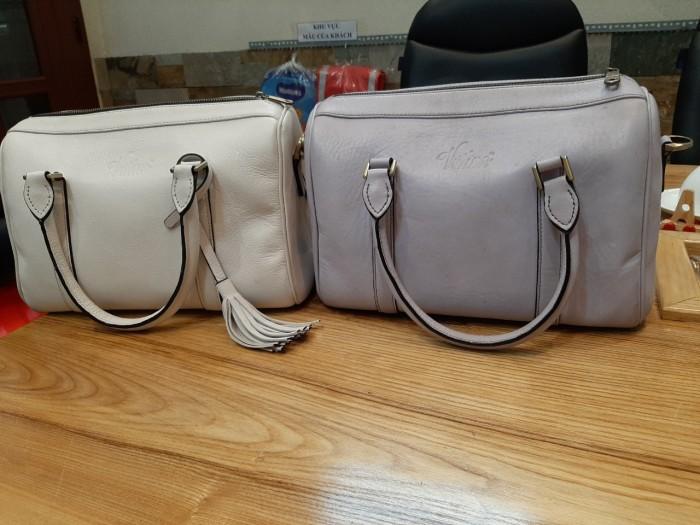 Túi xách nữ da thật TP HCM