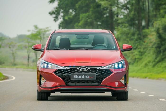 Hyundai Elantra 2019 Thế Hệ Mới