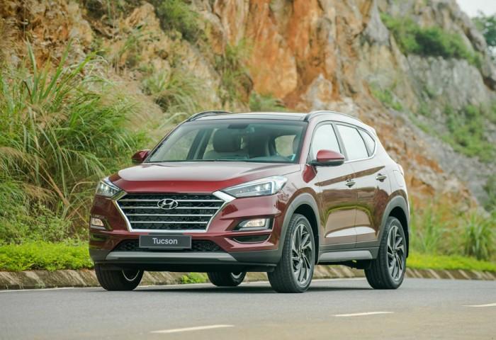 Hyundai Tucson 2019 Hàng Có Sẵn Giao Ngay