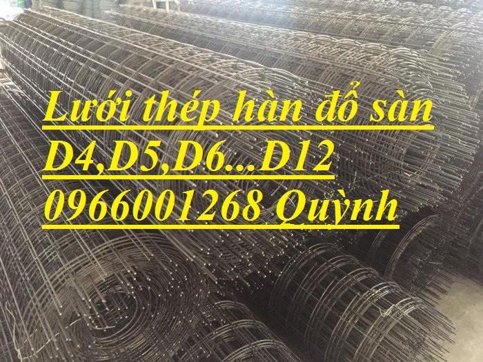 Lưới thép hàn D4,D5...D10 a 150x150,200x200 lưới thép hàn xây dựng giá rẻ7