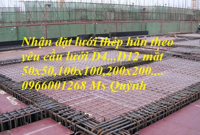 Lưới thép hàn D4,D5...D10 a 150x150,200x200 lưới thép hàn xây dựng giá rẻ6