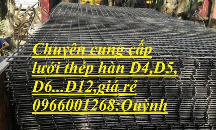 Lưới thép hàn D4,D5...D10 a 150x150,200x200 lưới thép hàn xây dựng giá rẻ1