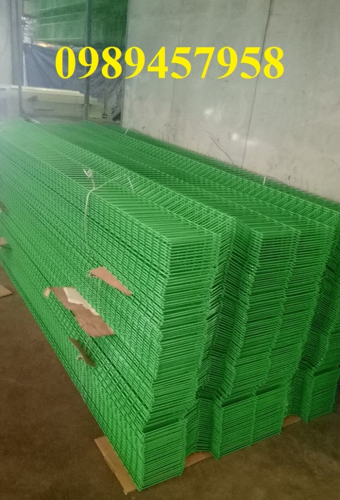 Chuyên sản xuất lưới hàn sơn tĩnh điện phi 5 ô 50x100, 50x2002