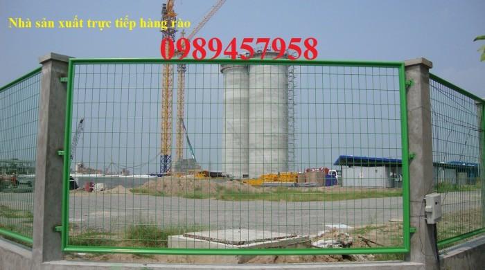 Lưới hàn sơn tĩnh điện phi 5 ô 50x100, 50x2001
