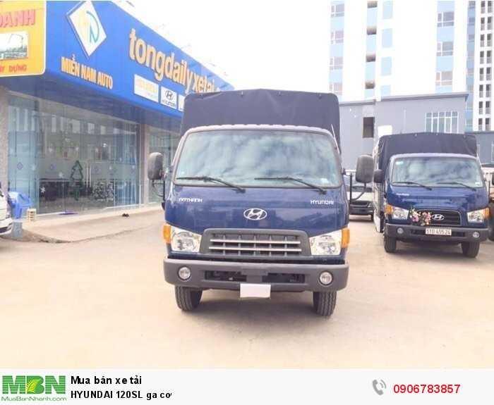 HYUNDAI 120SL ga cơ 3
