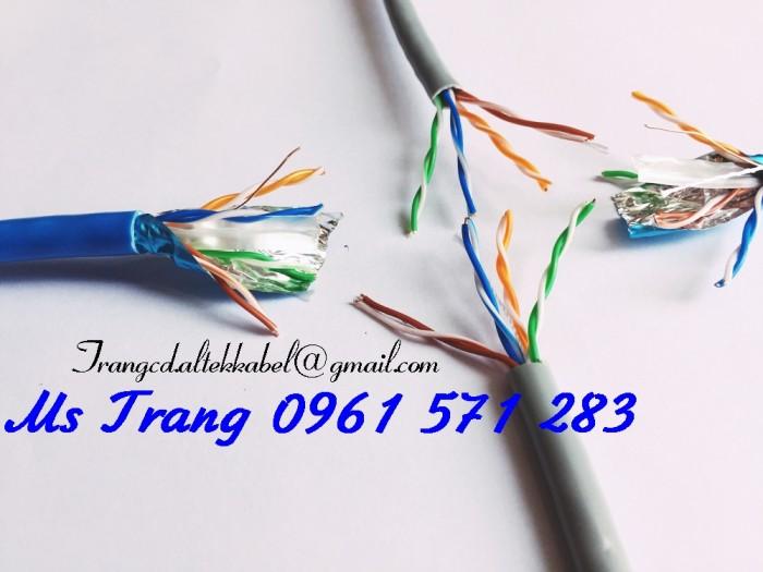 Cáp Mạng UTP, FTP truyền tín hiệu rất tốt1
