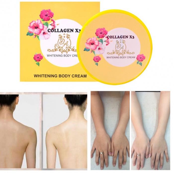 Kem Dưỡng Kích Trắng Da Body Collagen X37