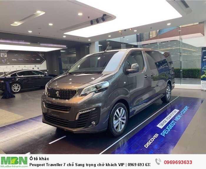 Peugeot Traveller 7 chỗ Sang trọng chở khách VIP