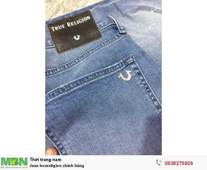 Jean truereligion chính hãng3