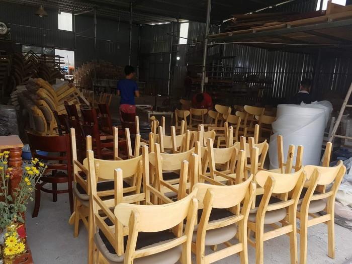 Ghế gỗ capin giá rẻ..2