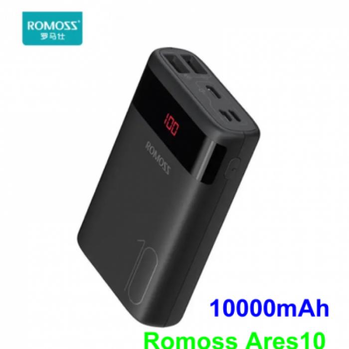 Pin Sạc Dự Phòng Romoss Ares10 10000Mah7