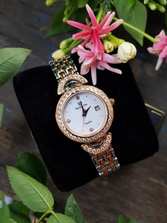 Đồng hồ nữ Olympia Star OPA280250