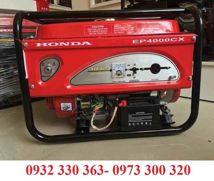 chuyên cung cấp máy phát điện honda EP4000CX chính hãng giá rẻ nhất