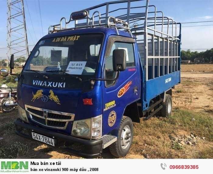 bán xe vinaxuki 900 máy dầu , 2008