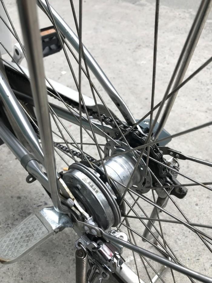 Bán xe đạp điện trợ lực cũ hàng Nhật giá rẻ Tp HCM – Mã: X2