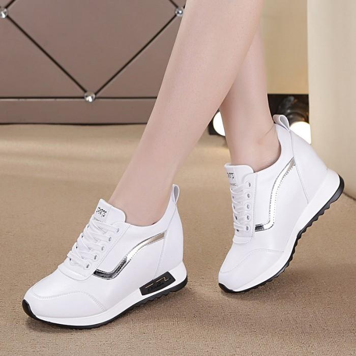 Giày tăng chiều cao nữ trẻ trung, năng động0