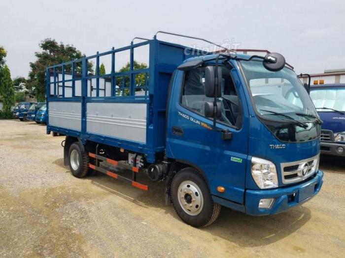 Xe tải Thaco Ollin 3,5 tấn - Công nghệ ISUZU - Hỗ trợ trả góp 75%