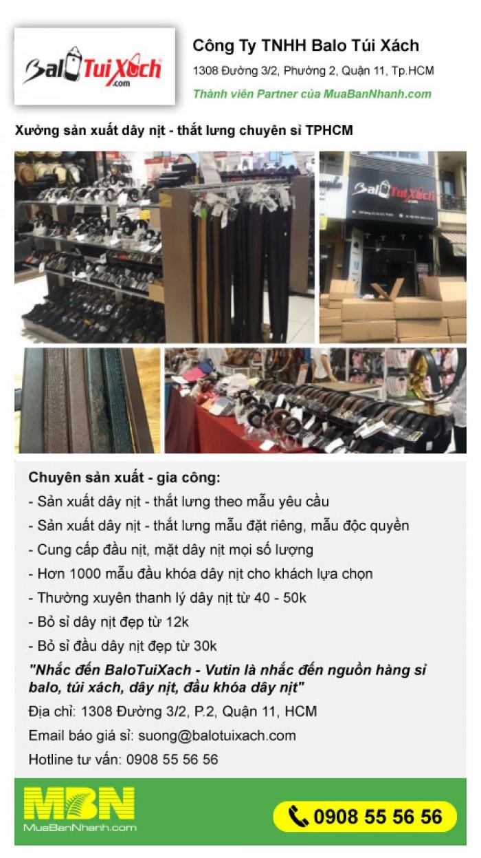 liện hệ địa chỉ công ty hoặc mua hàng trực tuyến qua website : balotuixach.com6