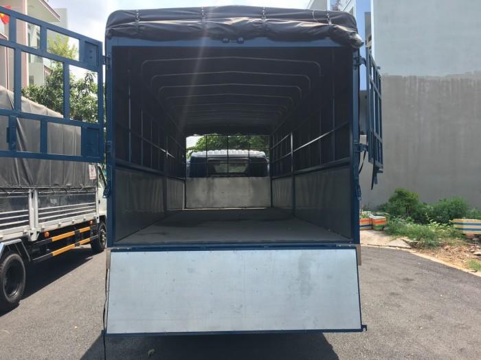Bán xe tải veam 1 tấn 9 thùng  6m2 - hỗ trợ trả góp 80% cá nhân - 100% với doanh nghiệp