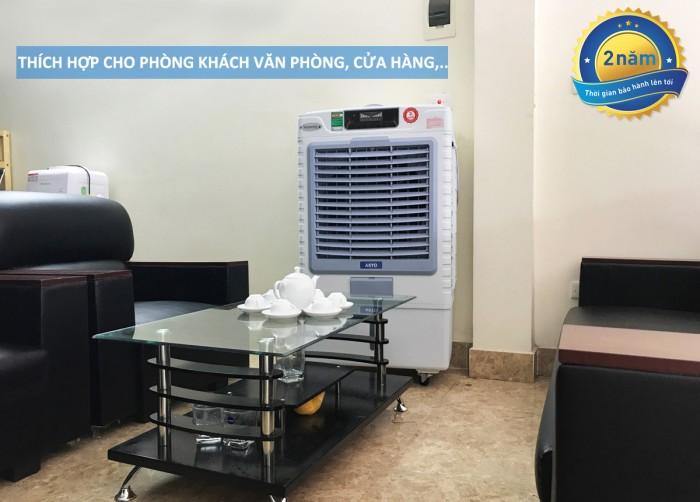 Quạt điều hòa không khí Akyo Ak-8000 hàng chính hãng Thái Lan công xuất lớn 200w2