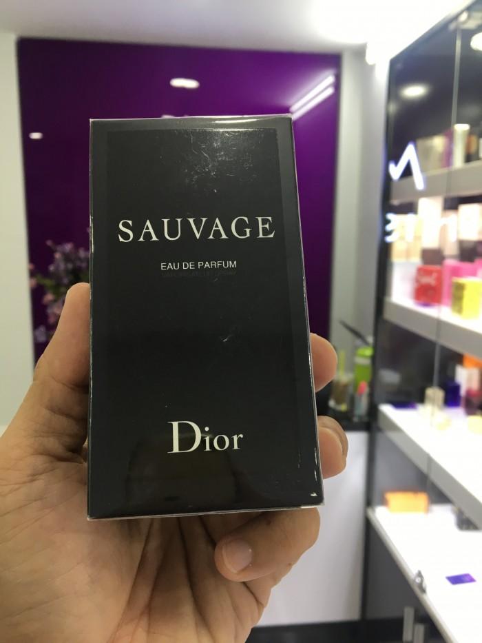 Nước hoa chính hãng Dior Sauvage EDP 100ml
