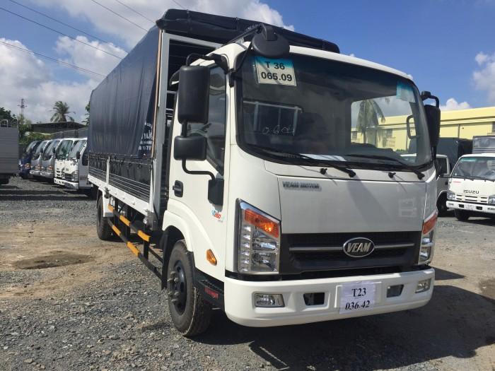 xe tải veam 1 tấn 9 - thùng hàng dài