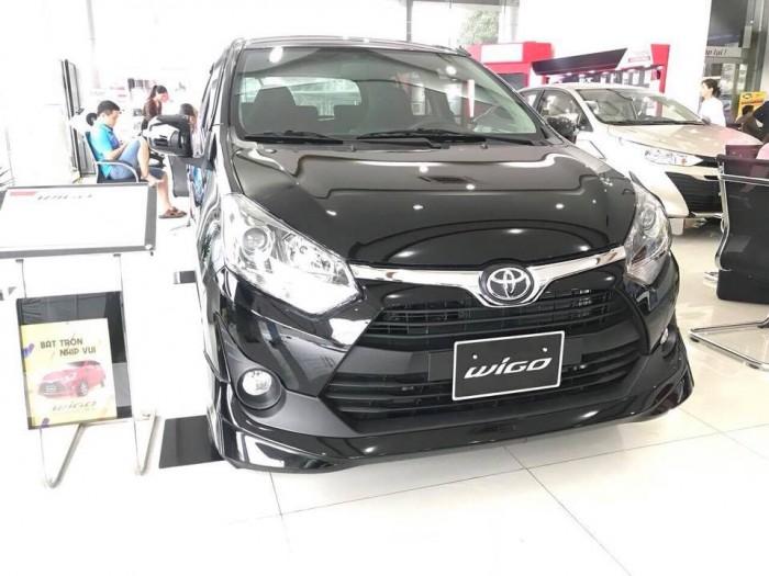 Toyota Wigo khuyến mại tháng 5