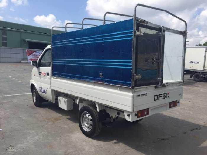 Bán xe tải thùng lững 2m4 1