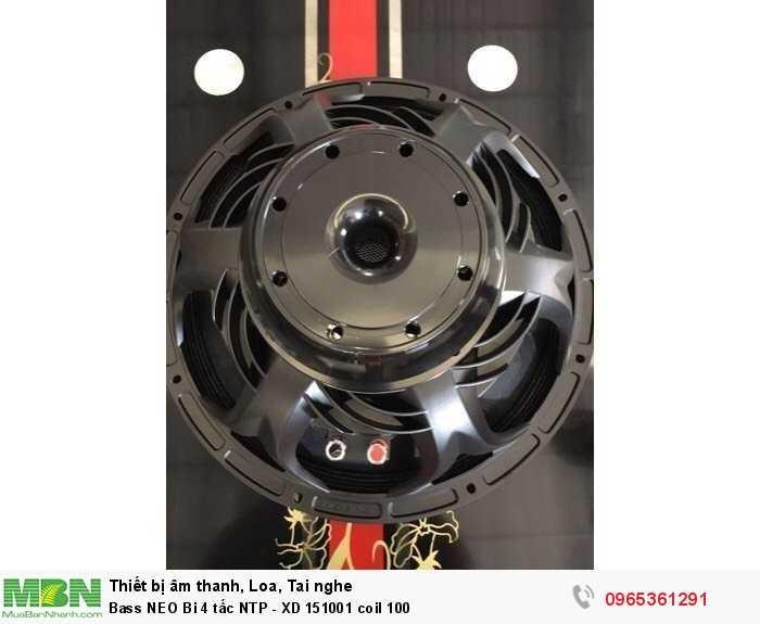 Bass NEO Bi 4 tấc NTP - XD 151001 coil 1000