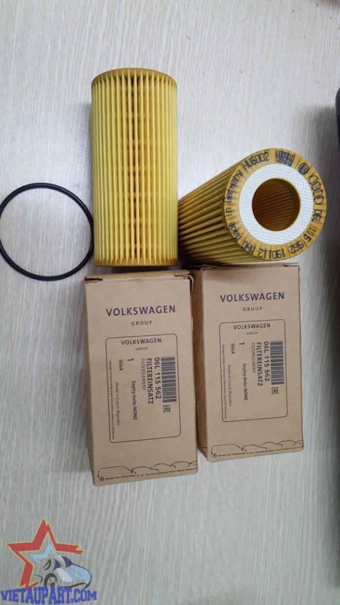06K115 562 ( Lọc dầu giấy Volkswagen)