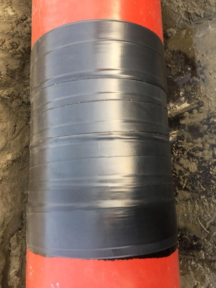 Bọc mối nối hàn bằng Premcote101 -UK9