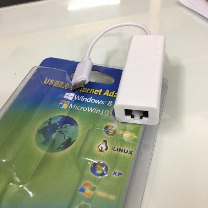 Dây chuyển USB TYPE C ra LAN RJ450