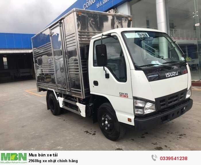 Isuzu QKR sản xuất năm Xe tải sản xuất năm 2018 Số tay (số sàn) Xe tải động cơ Dầu diesel