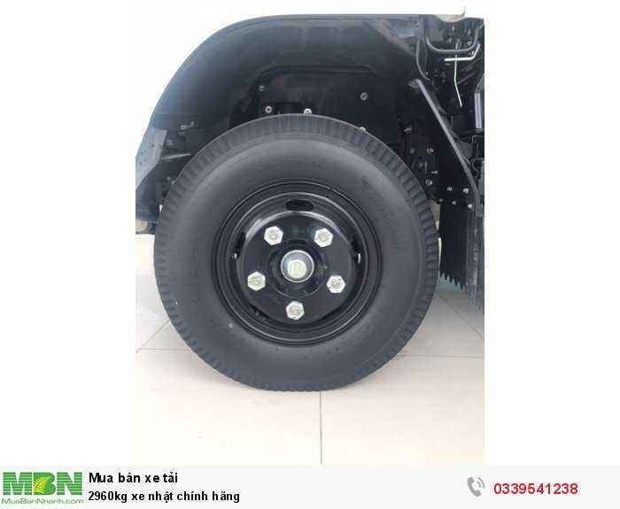 2960kg xe nhật chính hãng 4