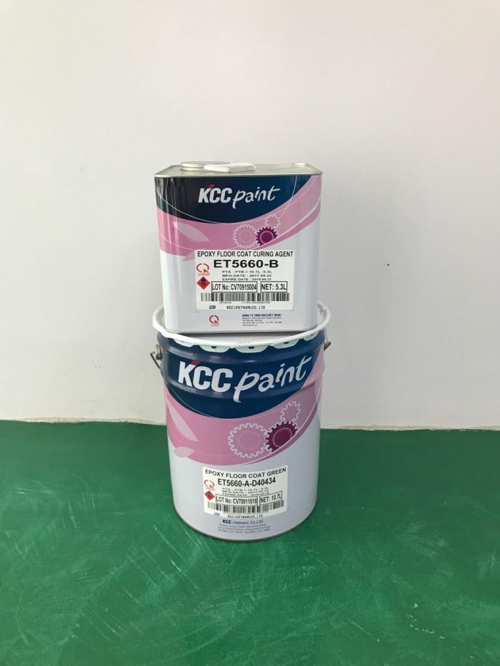Sơn epoxy kcc ET5660-D40434 ở đâu bán rẻ?1