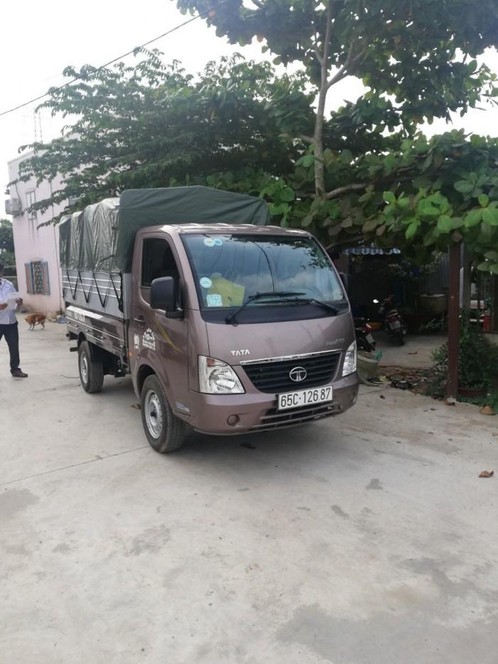 Bán xe tải nhỏ Hiệu TaTa 1,2 Tấn