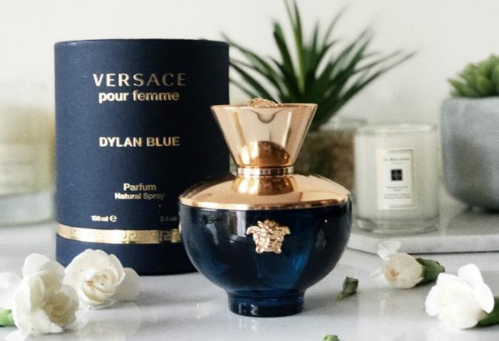 Nước hoa chính hãng Versace Dylan Blue Pour Feme 100ml