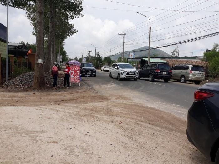 Bán đất nền giá rẻ Thị Xã Phú Mỹ mặt tiền 32m đường nhựa