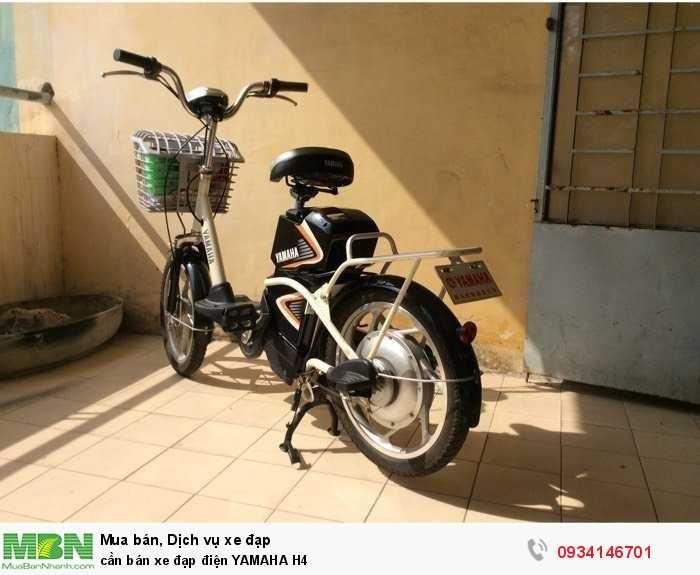 cần bán xe đạp điện YAMAHA H4
