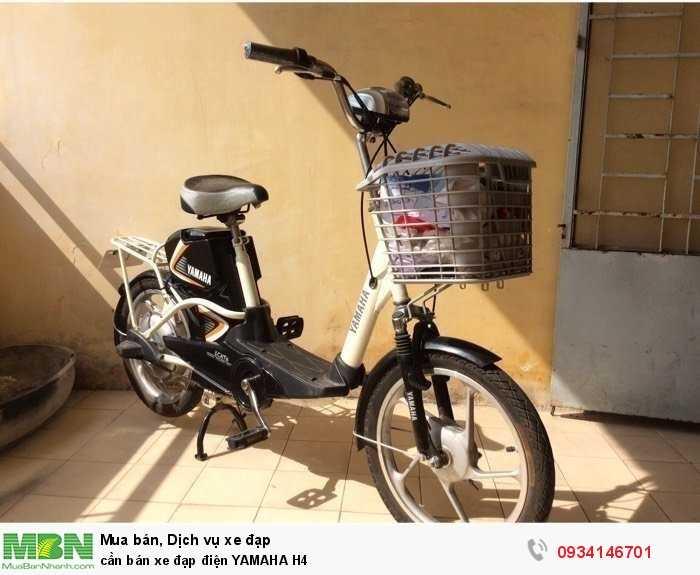 cần bán xe đạp điện YAMAHA H4 1
