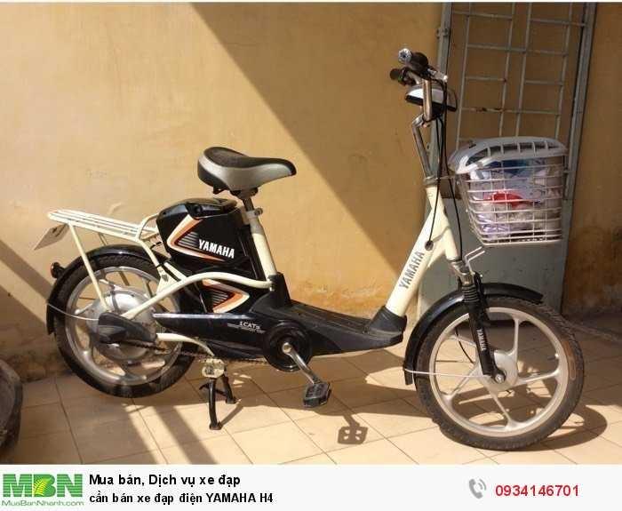 cần bán xe đạp điện YAMAHA H4 2