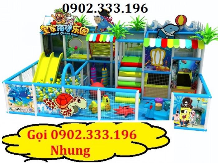 Thiết kế khu vui chơi trẻ em, thiết kế khu trò chơi liên hoàn1