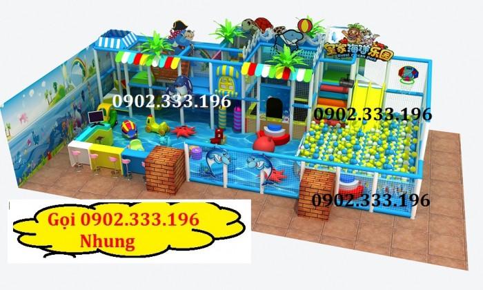 Thiết kế khu vui chơi trẻ em, thiết kế khu trò chơi liên hoàn2