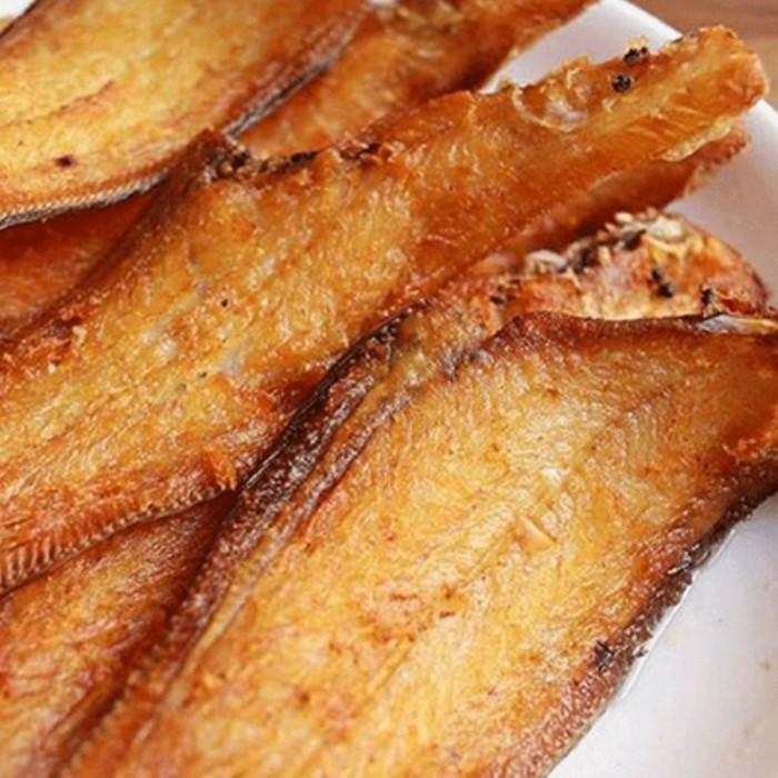 Cá lưỡi Trâu 1 nắng Gò Gông - 1 kg vẫn giao tại Sài Gòn1