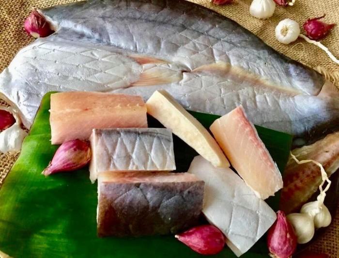 Cá Dứa một nắng Gò Công - Hàng thật nhé1