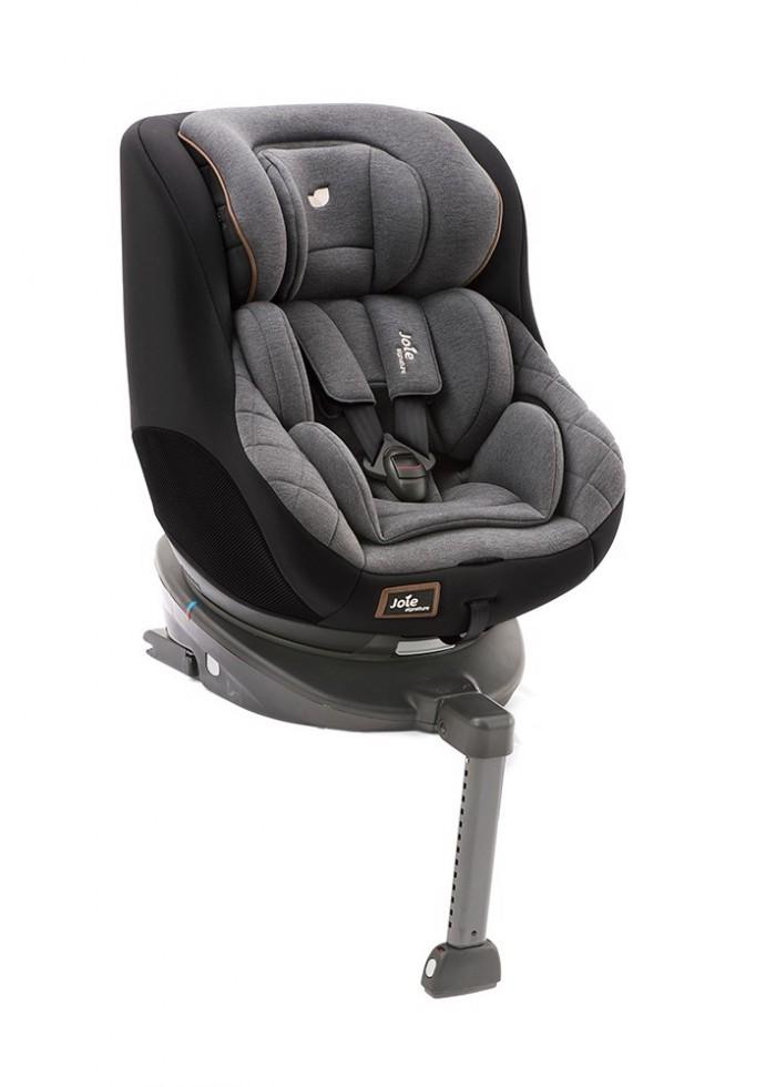 Ghế Ngồi Ô Tô Trẻ Em Joie Spin 360 W/ SUMMER SEAT SIG. Noir0