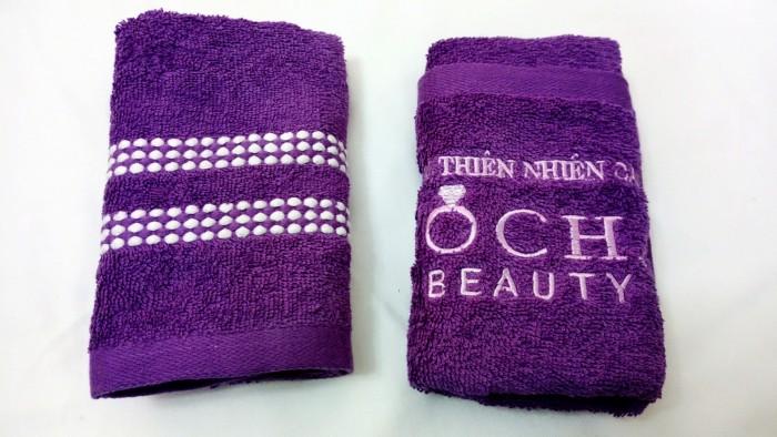 In sản xuất khăn quà tặng cao cấp - khăn mặt quà tặng - Limac